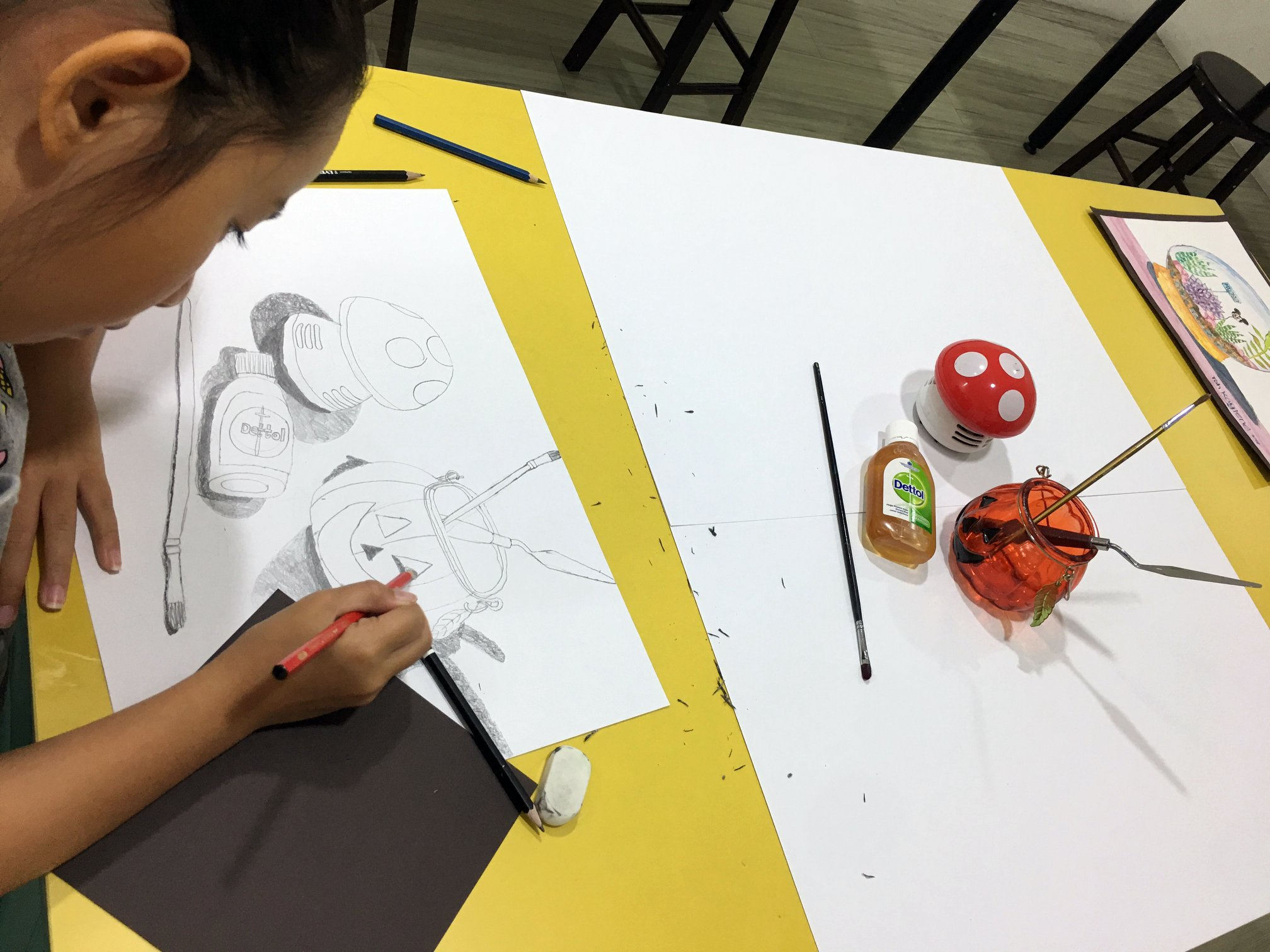 Transitioning from a 3 dimensional view and applying to a 2 dimensional drawing
